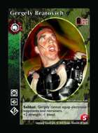 Gergely Bratovich - Custom Card