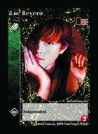 Luc Revero - Custom Card