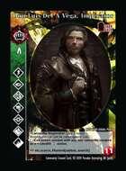 Don Luis Del A Vega, Imperator - Custom Card