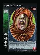 Apollo Giovani - Custom Card