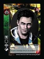 Nero Kron - Custom Card