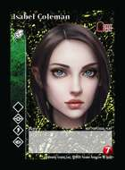 Isabel Coleman - Custom Card