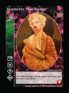 Jeanette Morhange - Custom Card