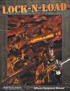 Battlelords - Lock 'N' Load: Armor, Equipment, & Cybernetics
