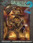 Battlelords - Galactic Underground 2