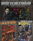 Battlelords of the 23rd Century - 6th Ed. BASICS [BUNDLE]