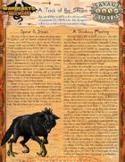 Warbeasts & Wyrms - One Sheet - A Trick of the Steam