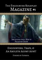 Encounter Roleplay Magazine: Reviews, Maps & Class Options!