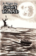 A Night On Ghost Island