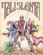 Talislanta Third Edition Guidebook