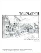 Talislanta Fantasy Roleplaying Sampler 4E