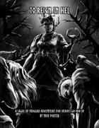 To Reign in Hel- A Sagas of Midgard Adventure