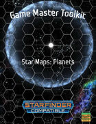 Star Map: Planets