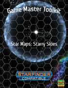 Star Map: Starry Skies