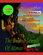 Myythic: The Buried Temple of Alimar 2.0 Remastered