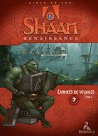 Shaan - Carnets de Voyages Tome 1