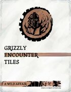 Grizzly Encounter Tiles - A Wild Affair