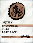 Grizzly Encounter ADVENTURES - The Rotting Wood