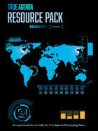True Agenda Resource Pack One