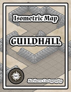 Isometric Map - Guildhall
