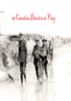 1st Canadian Division at Vimy