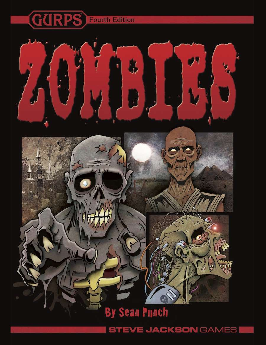 gurps 4th edition zombies pdf