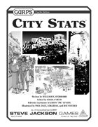 GURPS City Stats