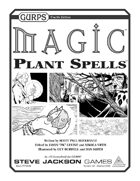 GURPS Magic: Plant Spells