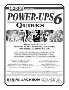 GURPS Power-Ups 6: Quirks