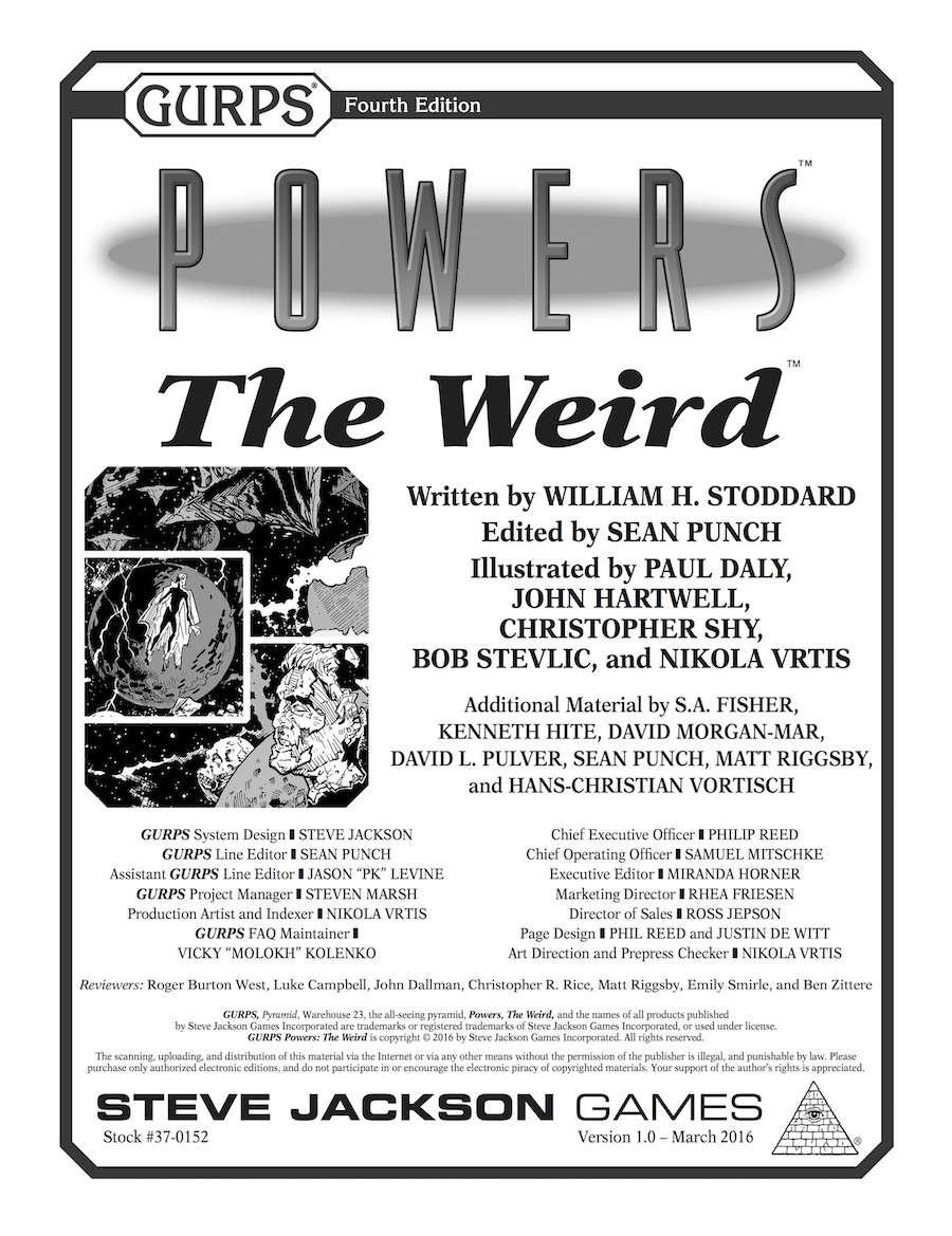 the strange rpg pdf download
