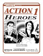 GURPS Action 1: Heroes