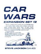 Car Wars Expansion Set 2