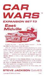 Car Wars Expansion Set 3 - East Midville