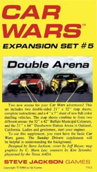 Car Wars Expansion Set 5 - Double Arena