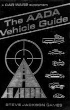 The AADA Vehicle Guide