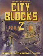 Car Wars City Blocks 2