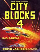 Car Wars City Blocks 4