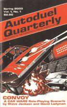 Autoduel Quarterly #1/1