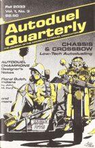 Autoduel Quarterly #1/3