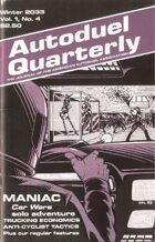 Autoduel Quarterly #1/4