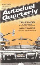 Autoduel Quarterly #2/4