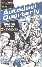Autoduel Quarterly #3/1