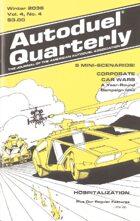 Autoduel Quarterly #4/4