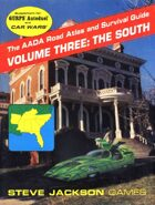 AADA Road Atlas V3: The South