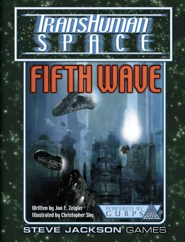 230495 transhuman space classic fifth wave steve jackson games