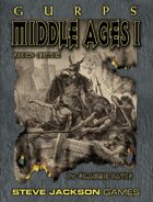 GURPS Classic: Middle Ages 1 (Second Edition)