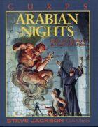 GURPS Classic: Arabian Nights