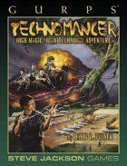 GURPS Classic: Technomancer