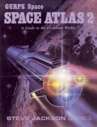 GURPS Classic: Space Atlas 2