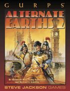 GURPS Classic: Alternate Earths 2